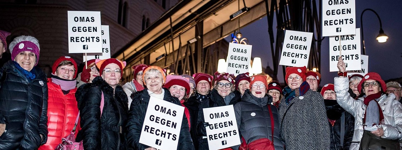 omas gegen rechts