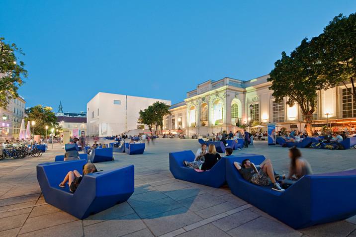 Mq Furniture Museumsquartier Wien