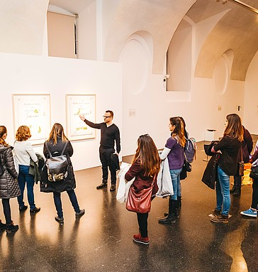 Curator's Guided Tour