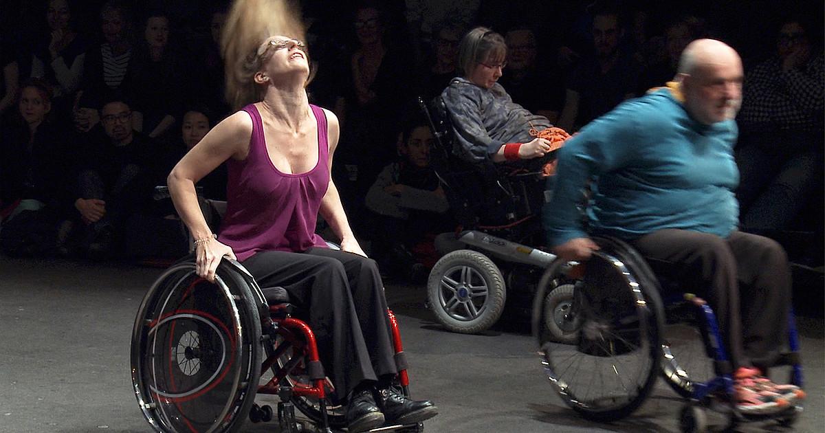 rehearsal attendance Every Body Electric - Doris Uhlich