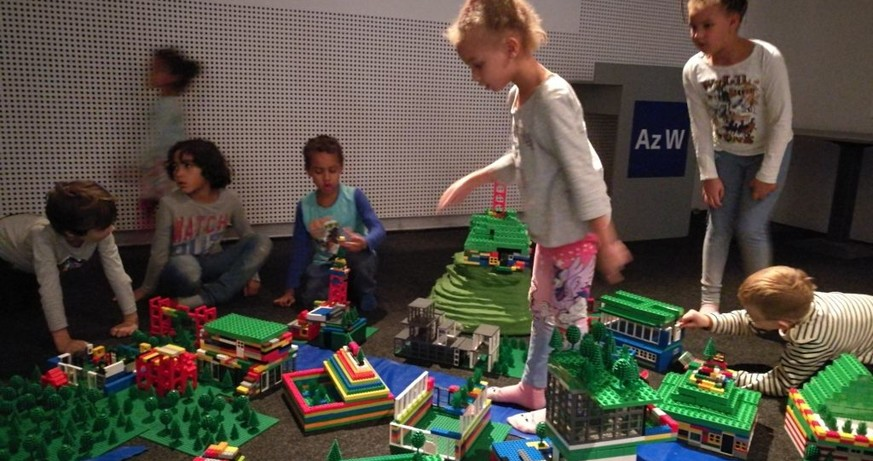 "Workshop ""Die LEGOStadt- PlanerInnen"""